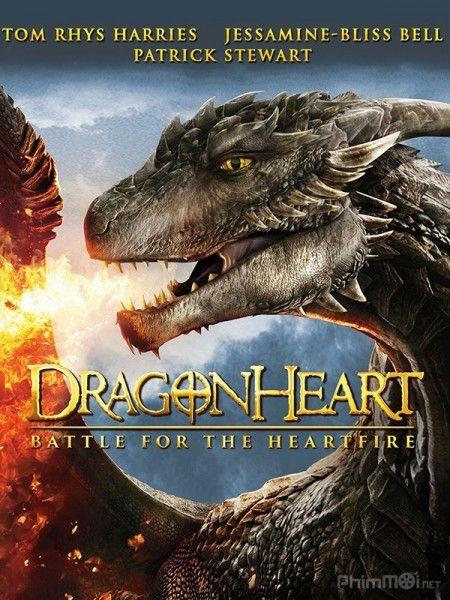 Phim Tim Rồng: Trận chiến dành Heartfire