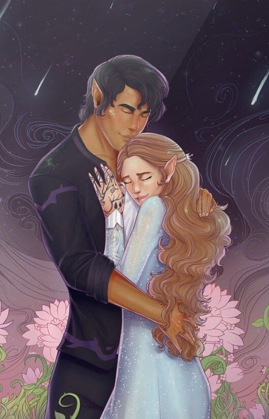 Rhysand And Feyre A Court Of Mist Fury Feyre Rhysand Sarah J