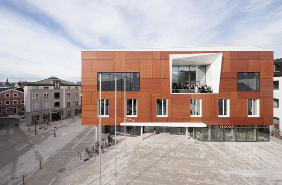 City Hall and Conversion Marienplatz by Behnisch Architekten