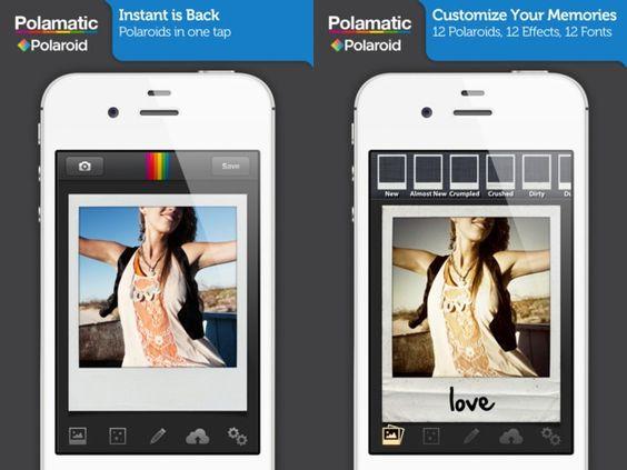 Polaroid lança aplicativo de fotos para iPhone