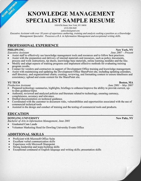 awesome High Impact Database Administrator Resume to Get Noticed - presentation specialist sample resume
