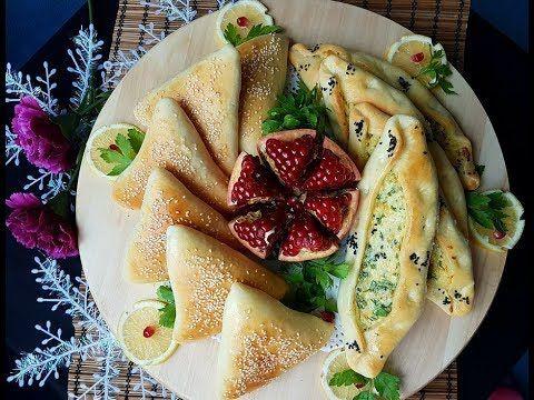طريقة عمل فطائر السبانخ وفطائر الجبن مع سر لمعة المعجنات وبحشوات اكتر من رائعه Youtube Cooking Art Food Cooking