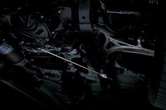 Subaru Legacy получила отделку STI