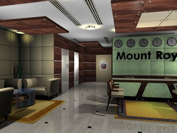 school lobby ideas | hotel lobby design office lobby design hotel lobby design modern ...