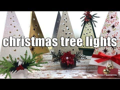 Christmas Tree Light Decoration Ideas Youtube Christmas Tree Lighting Simple Christmas Decor Christmas Crafts