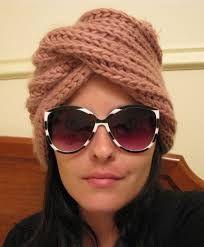 Image result for turbante de lã