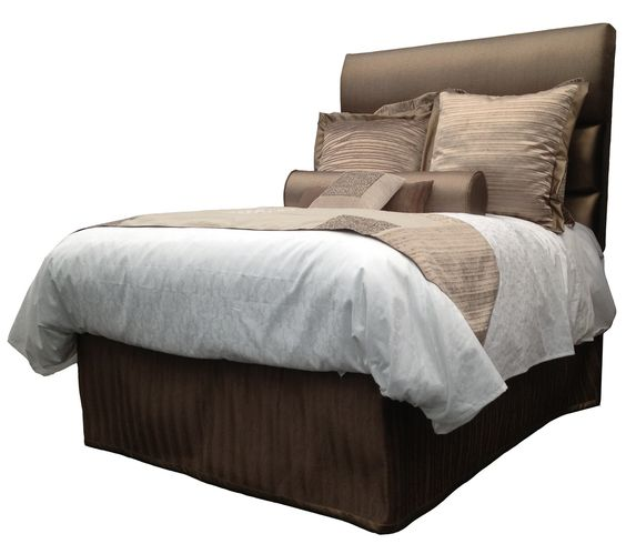 Koni hospitality 39 s new platform bed skirt this bedskirt is made to give the look of a platform - Bedspreads for platform beds ...