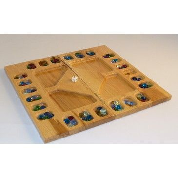 World Wise Imports 4-Player Mancala - BEYOND Stores