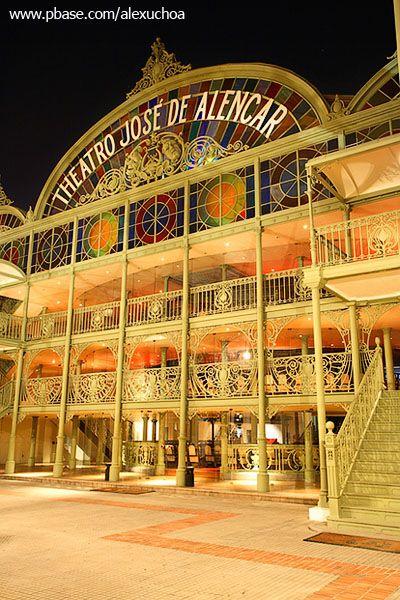 Teatro José de Alencar, Fortaleza, CEARA - BRASIL