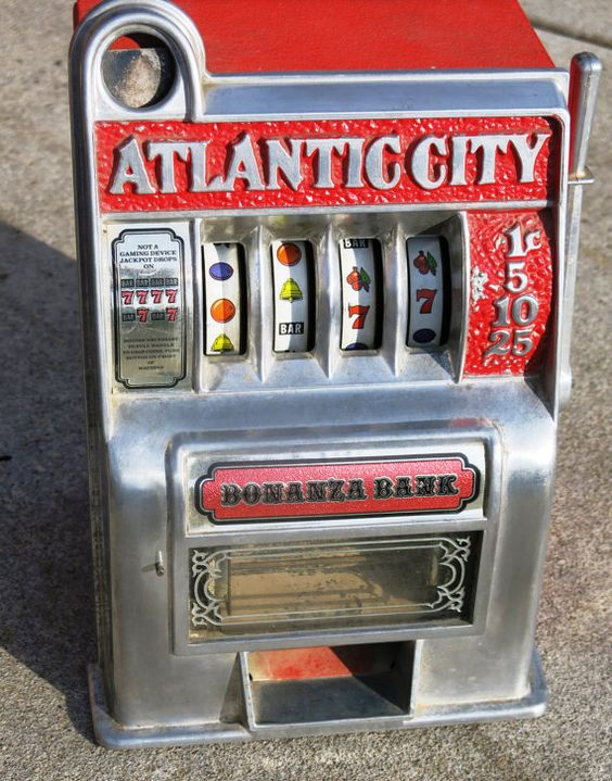 Slot Machine Atlantic