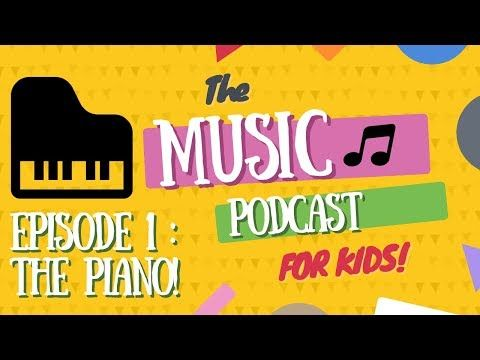 14 The Music Podcast For Kids Youtube In 2020 Elementary Music Lessons Music Lessons For Kids Online Music Lessons