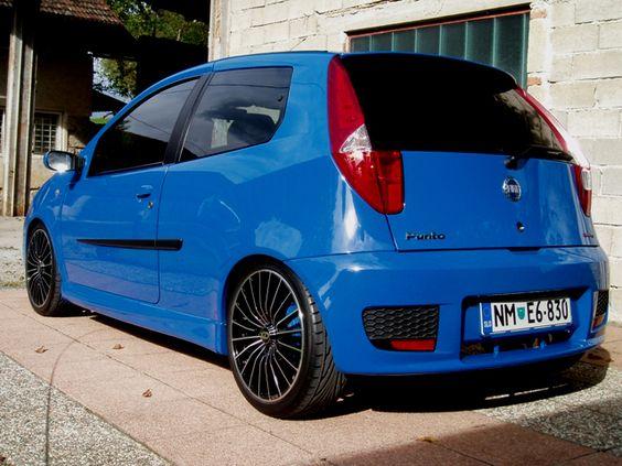 Fiat Punto Fiat Cars Fiat Automobile