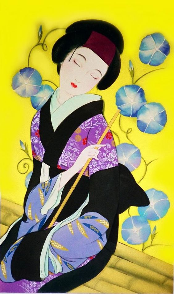 """Morning Glory Diary"" ~ Kisho Tsukuda"