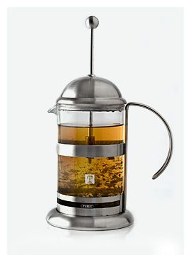 Bought this and have fallen in love! I make it extra strong and add more water for more tea!