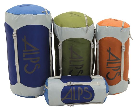 Amazon.com : ALPS Mountaineering Compression Sleeping Bag Stuff Sack : Sleeping Bag Accessories : Sports & Outdoors