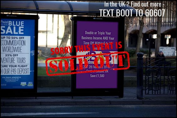 BAB sold out but you can get my FREE report and 9 part video series. Could transform your business results - http://goo.gl/MrnlgA #business