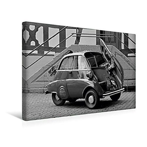 Premium Textil-Leinwand 45 cm x 30 cm quer, Ein Motiv aus dem Kalender BMW Isetta 300 in schwarzweiß | Wandbild, Bild auf Keilrahmen, Fertigbild auf ... Leinwand, Leinwanddruck (CALVENDO Mobilitaet), http://www.amazon.de/dp/B01KO3CPOQ/ref=cm_sw_r_pi_awdl_xs_DzwtybZRT8DE6