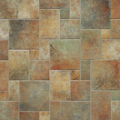 Wood And Slate Flooring Rex India Slate 12 X 12 Sakura