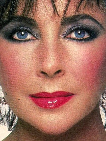 Elizabeth Taylor and violet eyes   Classic Hollywood ...
