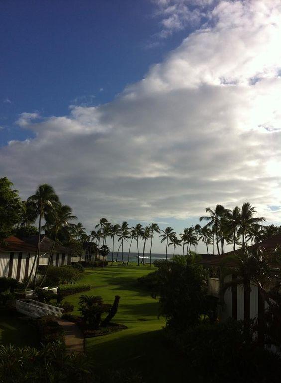 Liebe Grüße an alle hier von Hawaii ... traumhaft  #Hawaii