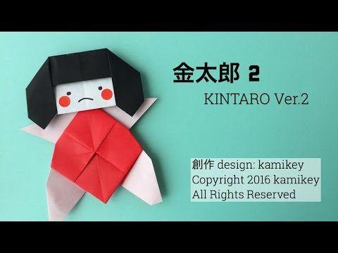 ハート 折り紙 youtube 折り紙 : pinterest.com