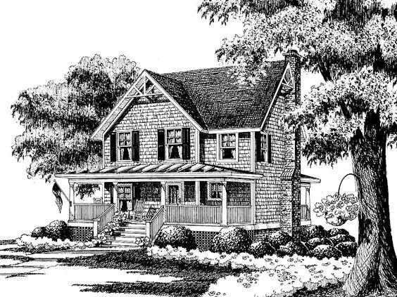 Farmhouse House Plans Farmhouse And House Plans On Pinterest