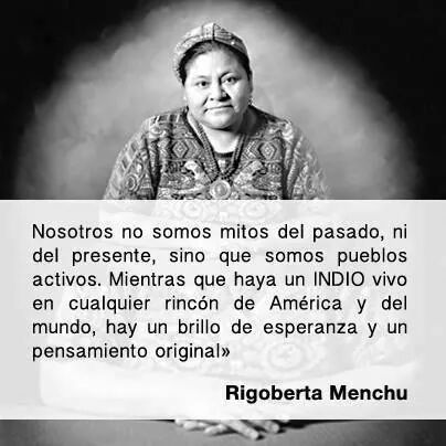 a review of i rigoberta menchu an autobiography of rigoberta menchu Rigoberta mench and the story of all poor guatemalans boulder: rigoberta mench and the story of all poor guatemalans, from day one and no review can begin without acknowledging this fact stoll treats her book as autobiography (an expression of individual experience.