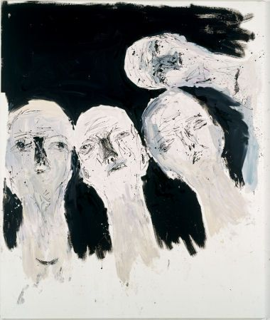 Baselitz - The painter who gives me the shivers ...