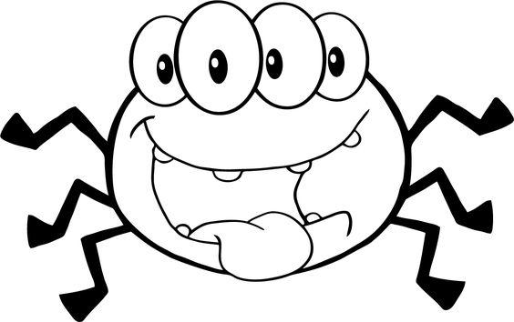 Spinne Ausmalbild Ausmalbilder Fur Kinder Ausmalbilder Tiere Ausmalbilder Ausmalen