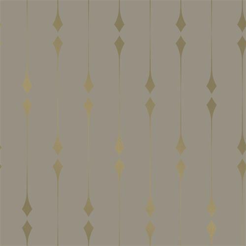 Gold Leaf Diamond Removable Wallpaper Metallic Gold Leaf Removable Wallpaper Self Adhesive Wallpaper