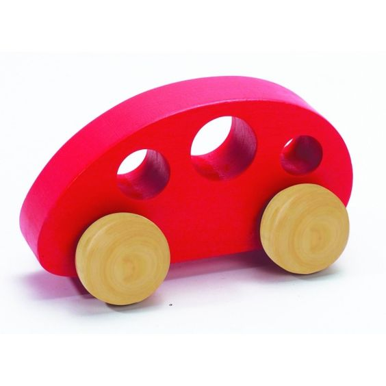 A colorful, durable van, perfectly-sized for a toddler. Product Measures (Inches):2.76x4.72x4.9 (LxWXH). Recommended Ages: 10 months & up.