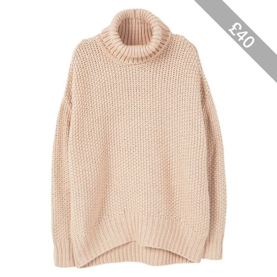 MANGO Oversize Sweater