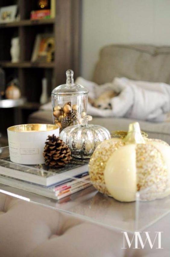 Amazing Pumpkin Centerpieces