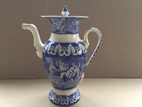 Coffee pot made voor the Belge market (Cappellemans)