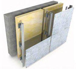 feuerverzinkte fassade mit feuerverzinkter unterkonstruktion fassade feuerverzinken stahl. Black Bedroom Furniture Sets. Home Design Ideas