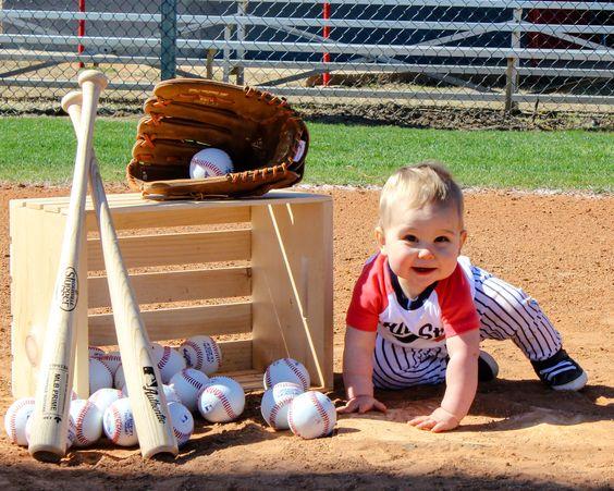 First Birthday, First Birthday Boy, First Birthday Baseball, Sports Birthday, First Birthday Sports, Baseball