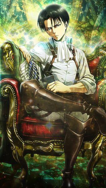Levi Attack On Titan 4k3840x2160 Wallpaper