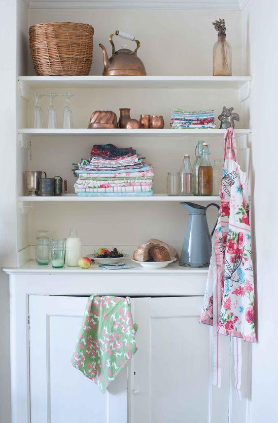 White. Cupboard ❤