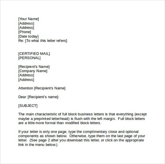 business letter format spacing http\/\/calendarprintablehub - business letter formats