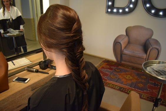 Recogido Bó. #Bopeluqueria #bospots #hair #hairstyle #peinados #moda #tendencias #peluqeria #Barcelona #event #peinados