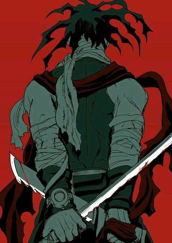 My Hero Academia Stain Wallpaper Myheroacademia Stain Anime Art Boku No Hero Academia Hero Wallpaper My Hero