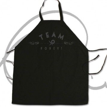 """Autographed Edition: """"Now We're Cooking"""" Apron"""