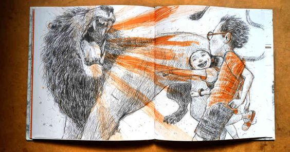 Corazón de león: el orden y el desorden