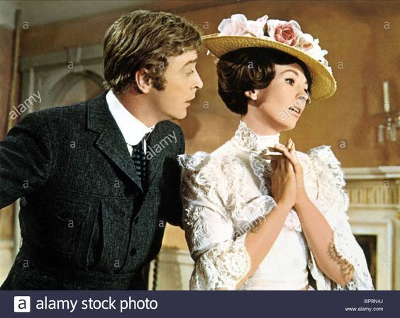 Michael Caine & Nanette Newman The Wrong Box (1966 Stock Photo, Royalty Free Image: 30925010 - Alamy
