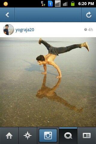 Yograja20 @ instagram
