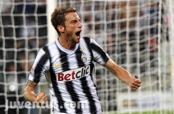 Serie A 11/12 6° giornata  02/10/11  Juventus-Milan 2-0    87' Marchisio  90+3' Marchisio