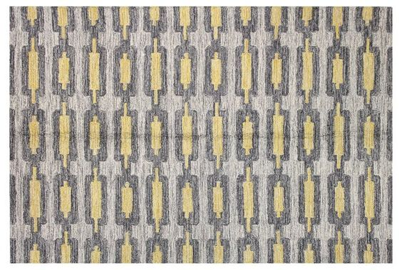 Ely+Rug,+Gray