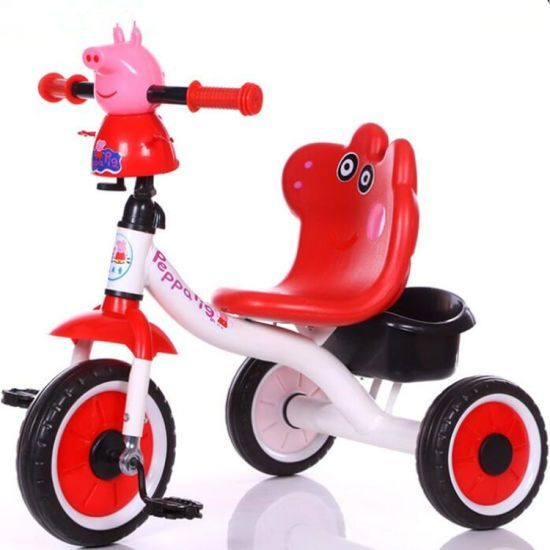 Children S Tricycle Bike 1 2 3 5 Years Old Baby Bike Cartoon Music Toy Car Tricyclebike Baby Bike Child Tricycle Tricycle Bike