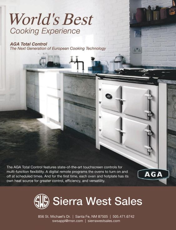 World's Best Cooking Experience Sierra West Sales