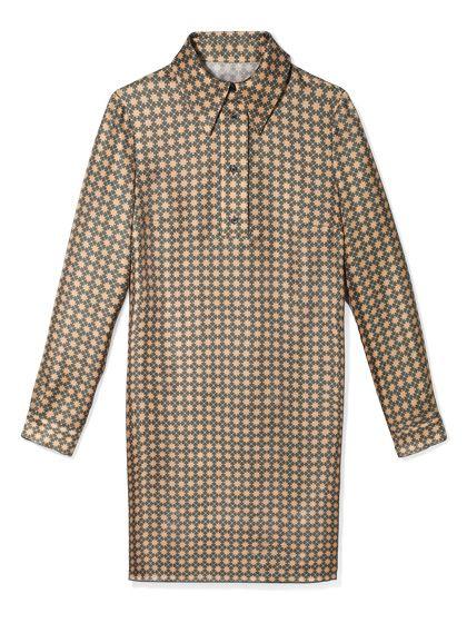 Lust: Jil Sander silk dress